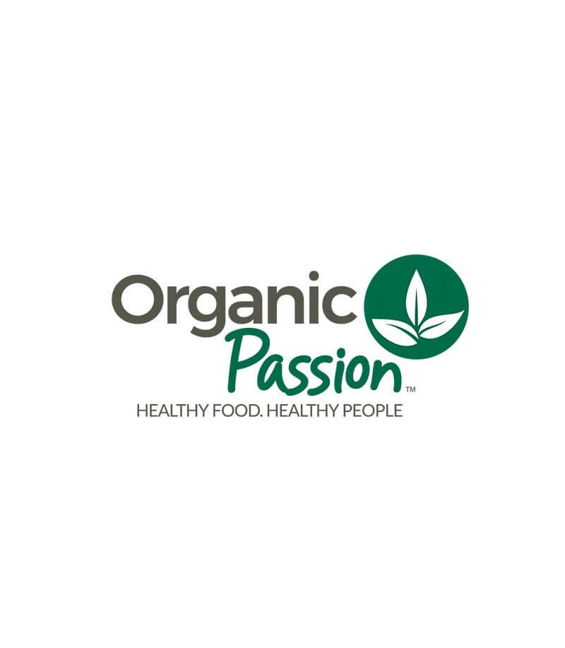 Logotipo Organic Passion