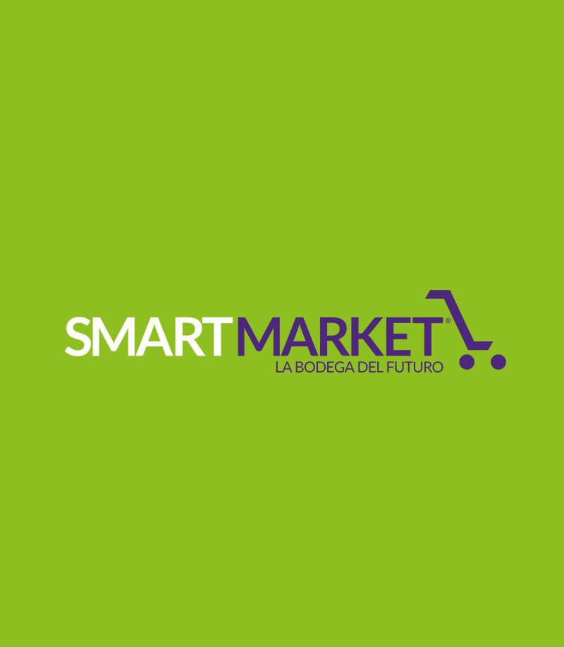 Logotipo Smart Market